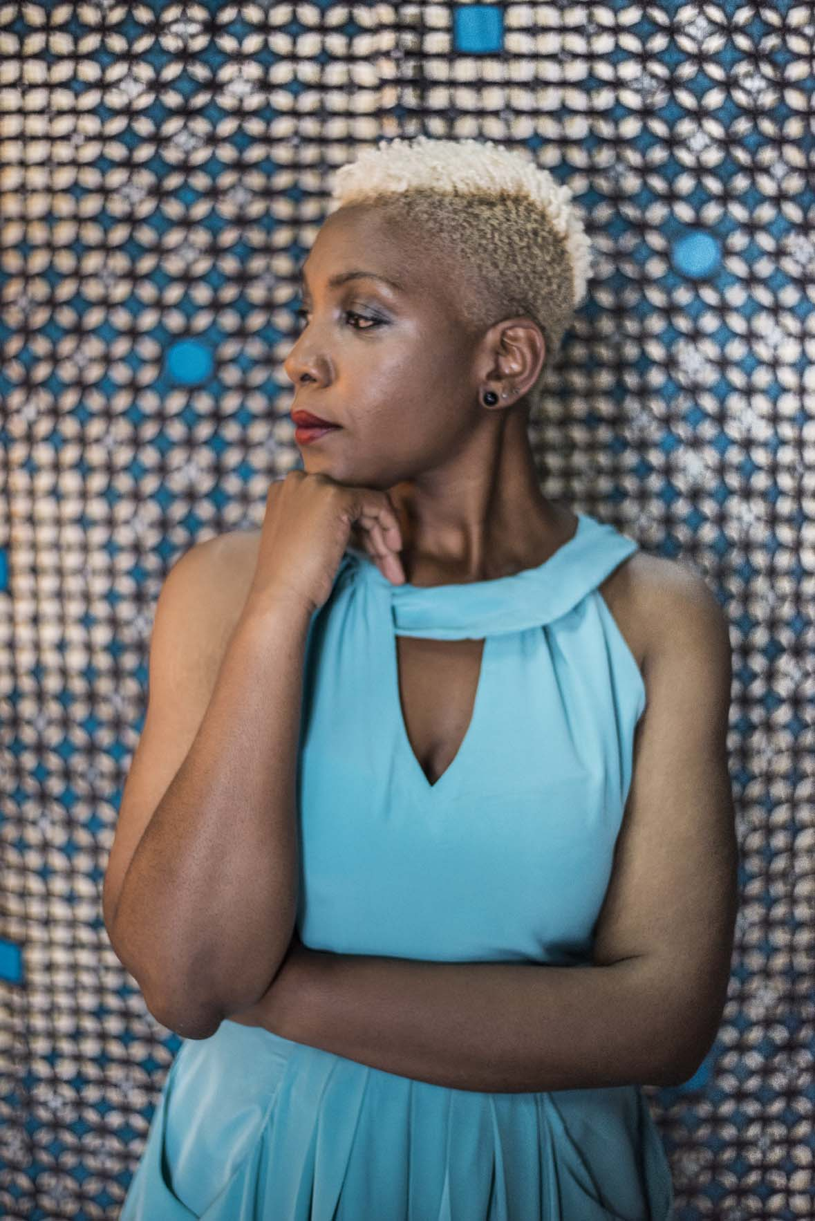 Clothing Designers Named Ann Anne Mpinga Fashion Designer